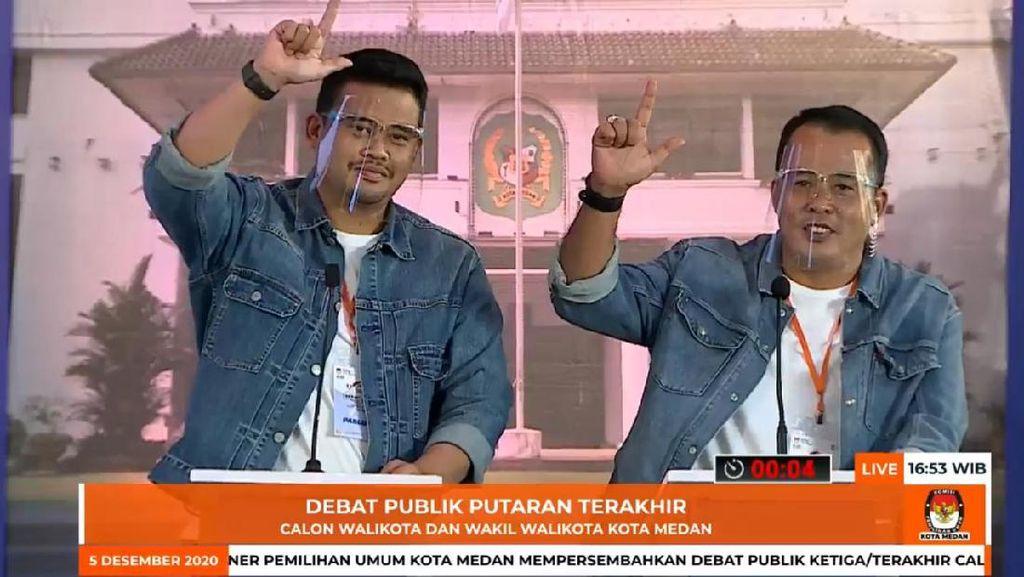 Gugatan Akhyar ke MK Dibalas Kubu Bobby Penggiringan Opini