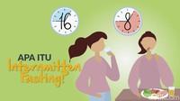 Dianggap Ampuh Susutkan Lemak Tubuh, Apa Itu Intermittent Fasting?