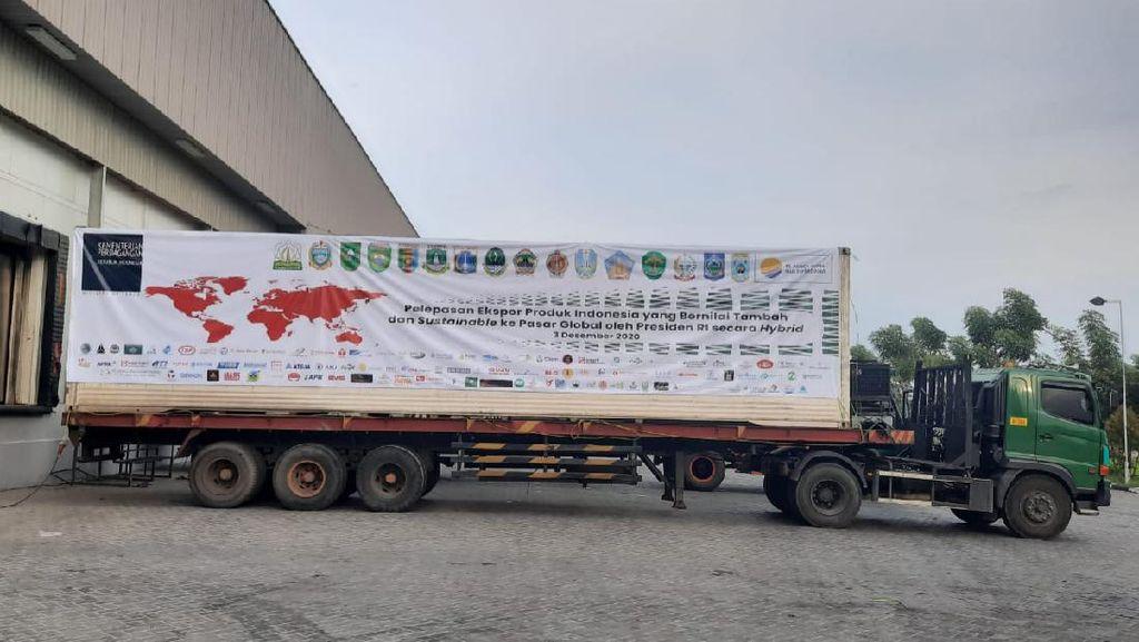 Perusahaan Pengolahan Udang di Situbondo Ekspor Produk Senilai 1 Juta USD