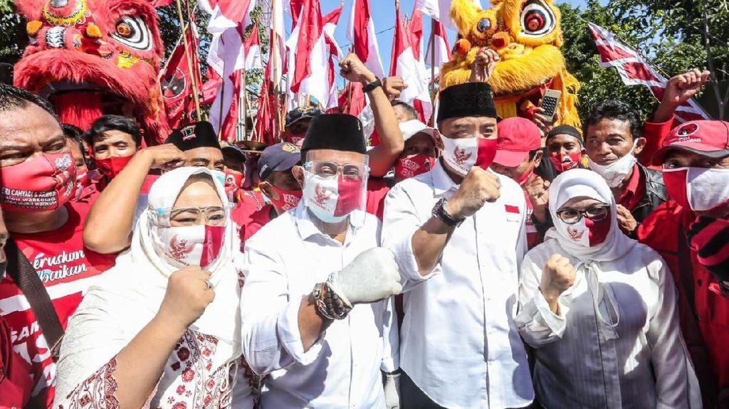 MK Gelar Sidang Sengketa Pilkada Surabaya, Tim Eri-Armuji: Siap 100 Persen