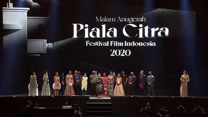 Film Panjang Terbaik Festival Film Indonesia 2020