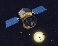 fotoinet Empat Teleskop Super Untuk Mencari Alien