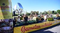 Gamelan Indonesia Menggema di Plaza PBB Buenos Aires