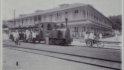 Jejak Trem di Semarang Tempo Dulu
