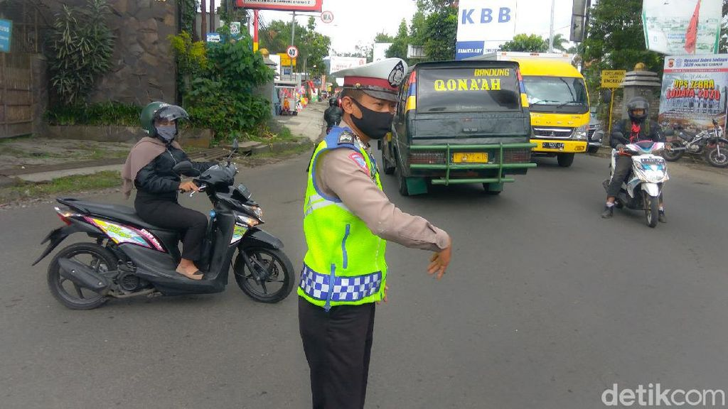 Bandung Barat Zona Merah, Kawasan Lembang Sepi Wisatawan