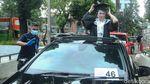 Seperti Ini Momen Wisuda Drive-Thru di Jakarta