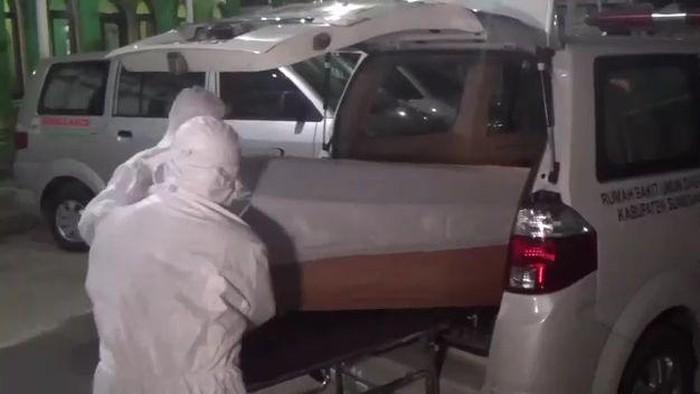 Pemakaman Pasien COVID-19 di Sumedang Ditolak Kelurga