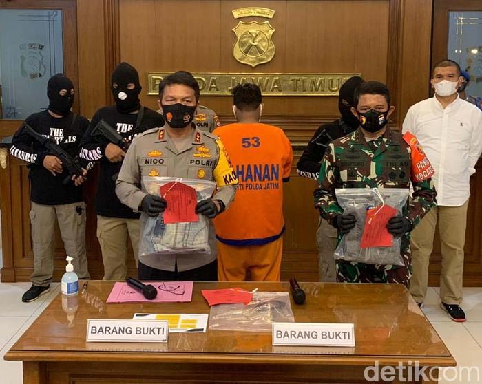 pengancam bunuh mahfud md ditangkap