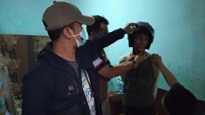 Penjembret bocah di Tangerang ditangkap.