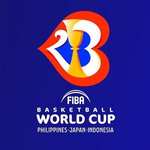 FIBA Luncurkan Logo Piala Dunia 2023, Ada Unsur Merah-Putih