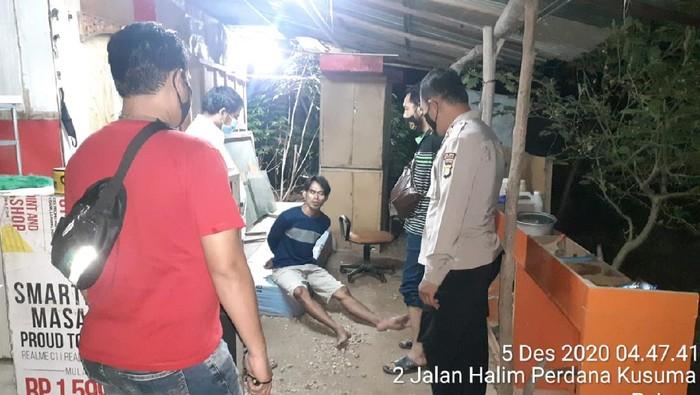 Polisi Ringkus Pelaku Pembunuhan di Tangerang