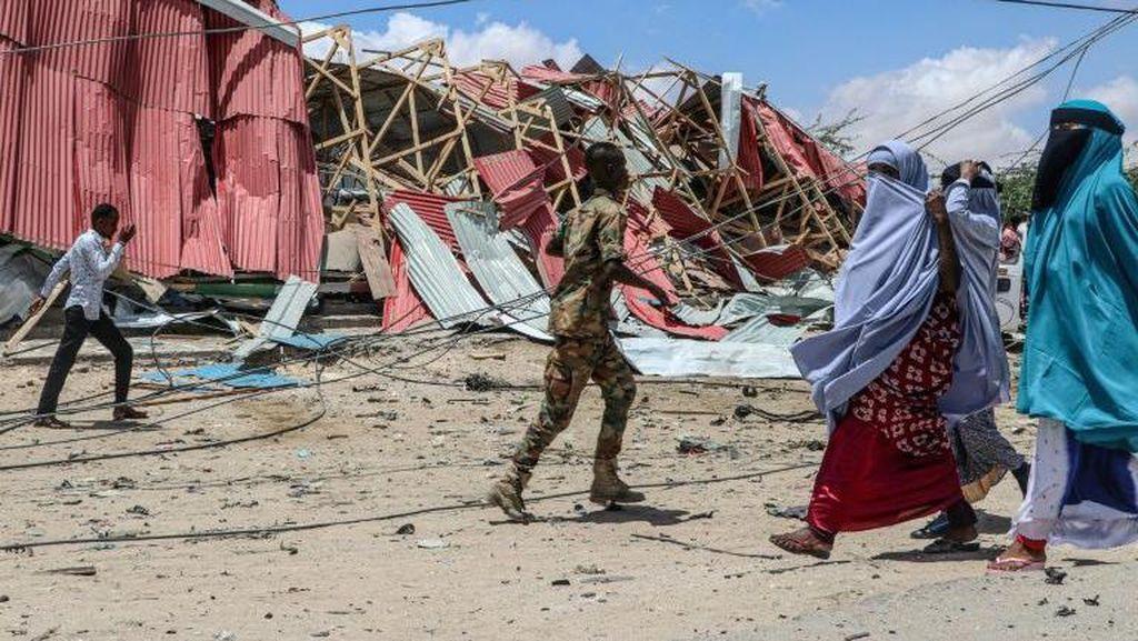 Trump Perintahkan Penarikan Militer AS dari Somalia