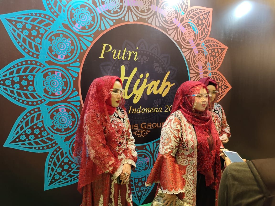 Putri Hijab Indonesia