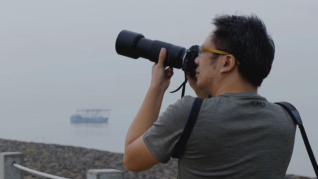 review lensa telefoto tamron 70-300mm