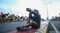 Sosok-sosok di Balik Jepretan Ciamik Foto-foto Gowes Kekinian
