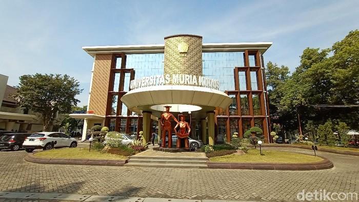 Universitas Muria Kudus (UMK).
