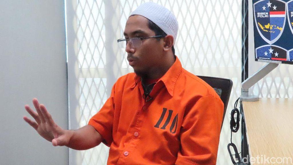 Harap-harap Ustadz Maaher At-Thuwailibi Minta Dirujuk di RS Ummi