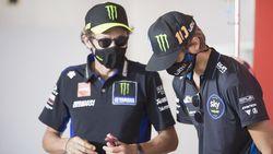Adik Tirinya Naik ke MotoGP 2021, Rossi Bilang Begini