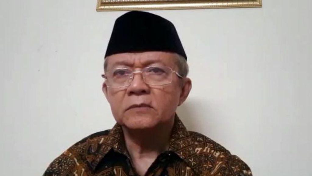 Anwar Abbas Kritik Menag soal Kemenag Hadiah Negara untuk NU: Bikin Gaduh!