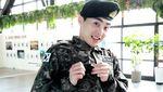 10 Potret Xiumin yang Hari Ini Bebas Wajib Militer