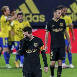 Messi Main, Kok Barcelona Malah Kalah?