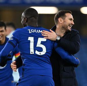 Chelsea Puncaki Liga Inggris, Lampard Kalem Saja