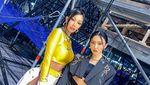 Iseng! Jessi Pegang Bokong Hwasa MAMAMOO di Backstage MAMA 2020