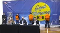 KPK Tetapkan Mensos Juliari Batubara Tersangka Kasus Bansos COVID-19