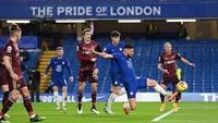 Chelsea Vs Leeds Sama Kuat di Babak Pertama
