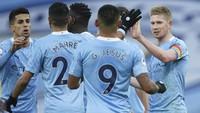 Akhirnya, City Menang Beruntun di Premier League