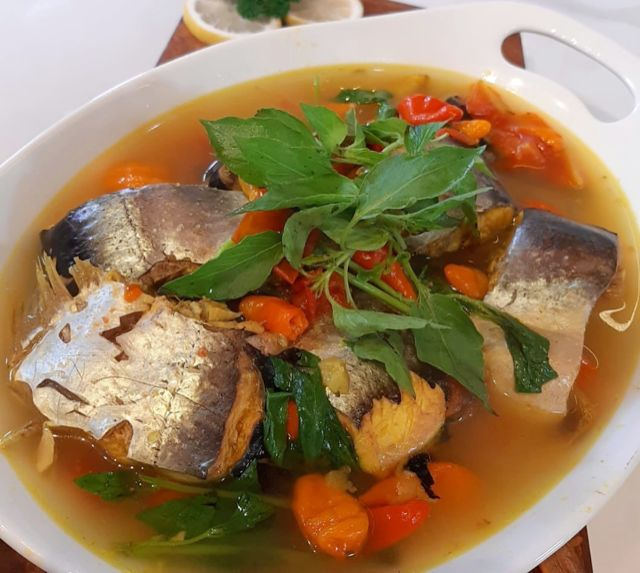 Resep Ikan Patin Kuah Kuning