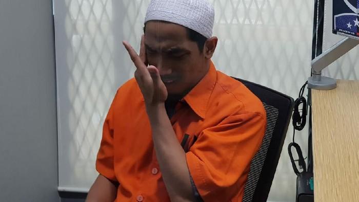 Soni Eranata alias ustadz Maaher At Thuwailibi (Foto: Deden Gunawan/detikcom)