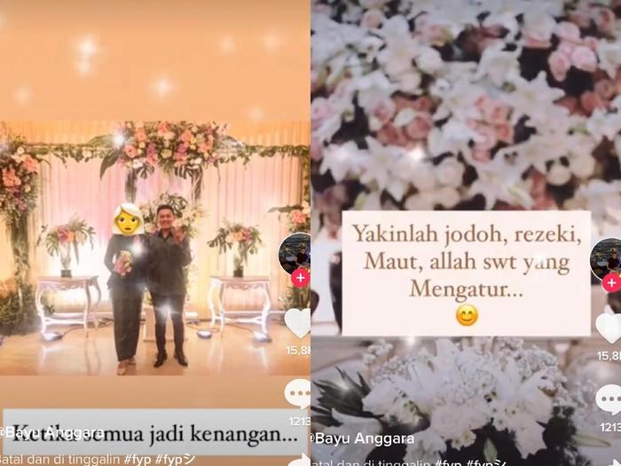 Kisah Angga Yudha Bayu Lesmana yang gagal menikah & curhat di TikTok