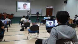 UK Petra Surabaya Siapkan Kuliah Tatap Muka Tahun 2021
