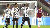 West Ham Vs MU: Tertinggal Dulu, Setan Merah Lantas Menang 3-1