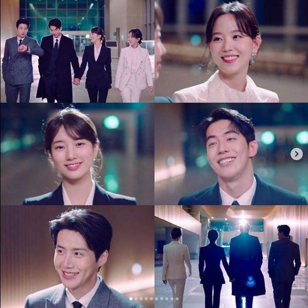 Adegan berkesan di drama KoreaStart-Up episode 16