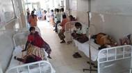 Video Ratusan Orang di India Dirawat Karena Penyakit Misterius