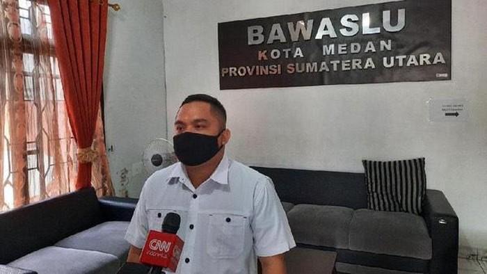 Ketua Bawaslu Medan Payung Harahap