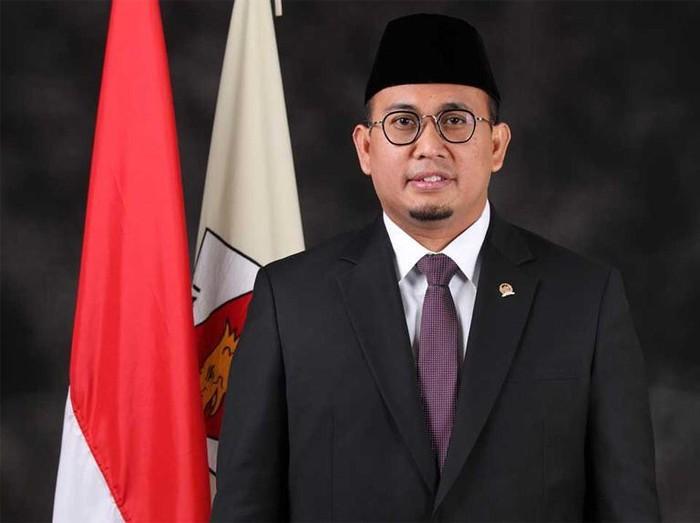 Ketua DPD Partai Gerindra Sumatera Barat Andre Rosiade