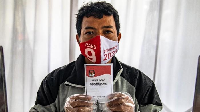 Pesta demokrasi Pemilihan Kepala Daerah (Pilkada) Serentak 2020 yang akan diselenggarakan di 270 daerah di Indonesia beberapa hari lagi akan segera dilaksanakan.