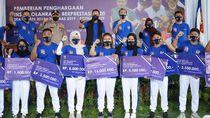 Pemkot Bogor Beri Rumah untuk Peraih Emas Sea Games