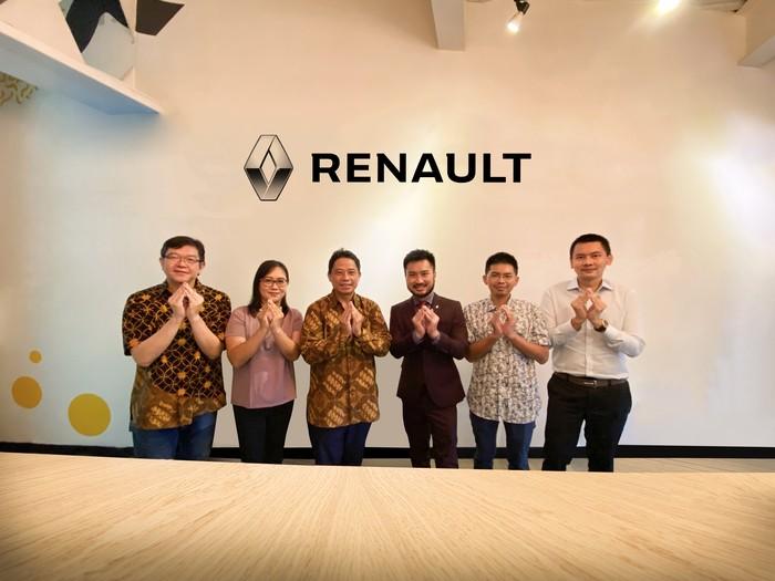 Prestige Motorcars Beli Saham Renault Indonesia