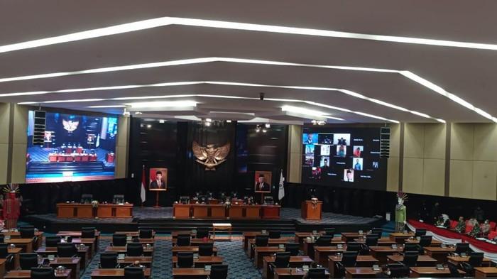 Rapurna Bahas RAPBD/P DKI Jakarta 2021 Dimulai