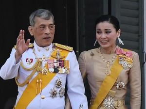 2 Bulan Menghilang, Ratu Thailand Muncul Setelah Isu Selir Diangkat Jadi Ratu