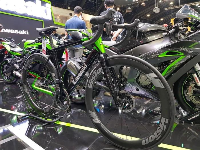 Sepeda Kawasaki