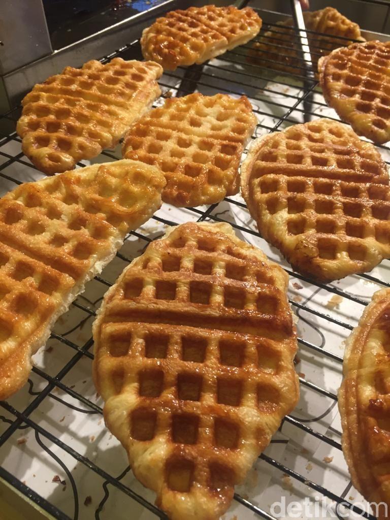 Social Affair: Krenyes Manis Croffle Nutella dan Cinnamon Ada di Sini