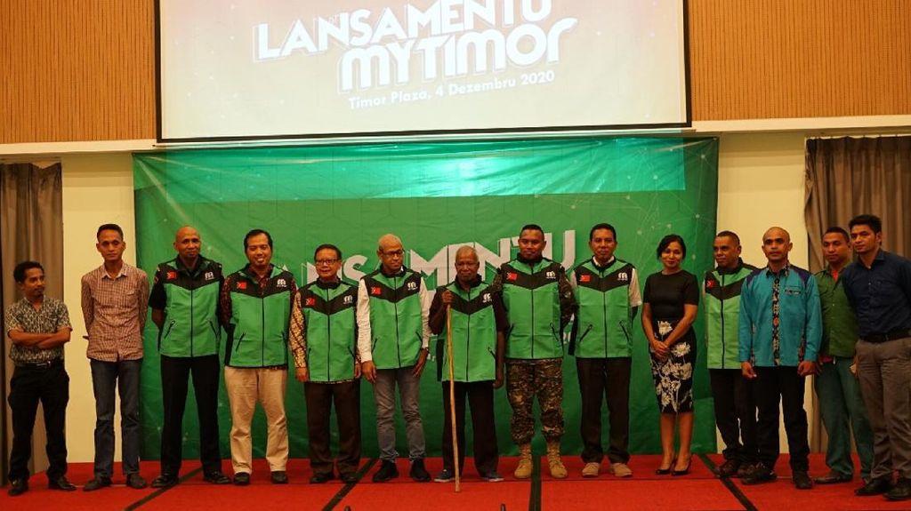 Telkom Bawa Gojek ke Timor Leste
