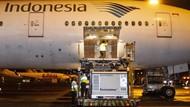 Garuda Indonesia Siap Bantu Distribusi Vaksin Corona