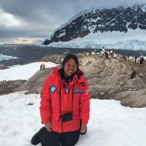 Ini Wanita Asia Pertama yang Sudah Kunjungi Semua Negara di Dunia Sendirian
