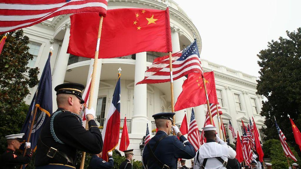 Biden Dilantik, China: Malaikat Baik Hati Bisa Menang Atas Kekuatan Jahat